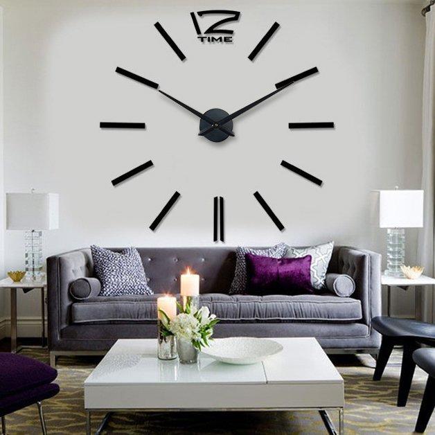 Design большие настенные часы в Киеве – фото часов больших размеров