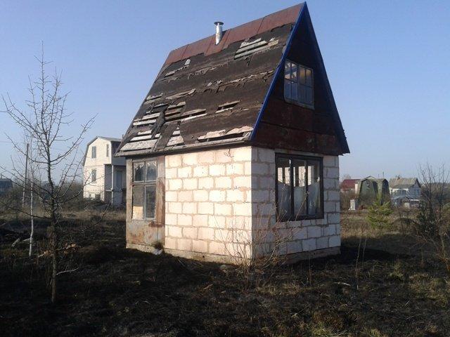 Житомирском районе из-зм неосторожности горел целый дачный массив (фото) - фото 1