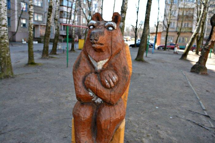 «У нас на площадке всего одна качелька и песочница»: как выглядят детские площадки в Новополоцке и кто должен следить за их состоянием, фото-8