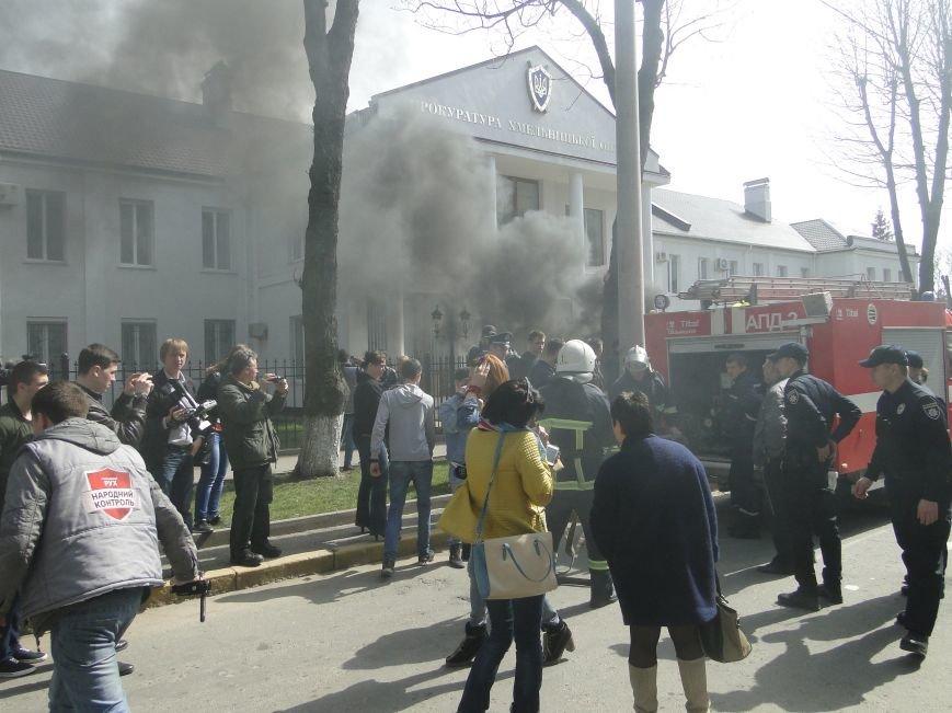 Активісти вимагатимуть звільнення обласного прокурора у Президента, так як Синишин відмовився писати заяву (Фото, Відео) (фото) - фото 1