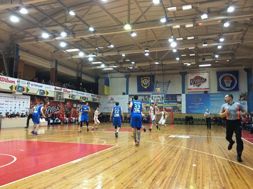 Криворожские баскетболисты не оставили шансов одесским соперникам в стартовом матче серии плей-офф (ФОТО), фото-10