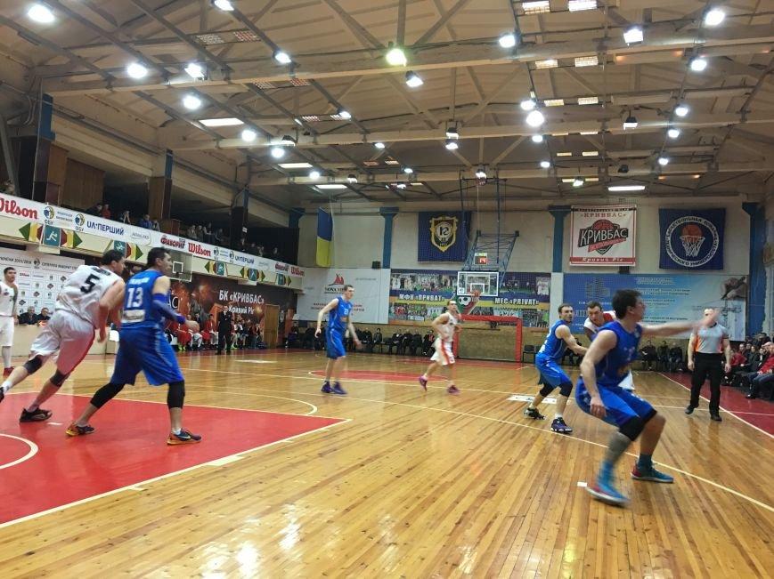 Криворожские баскетболисты не оставили шансов одесским соперникам в стартовом матче серии плей-офф (ФОТО), фото-12