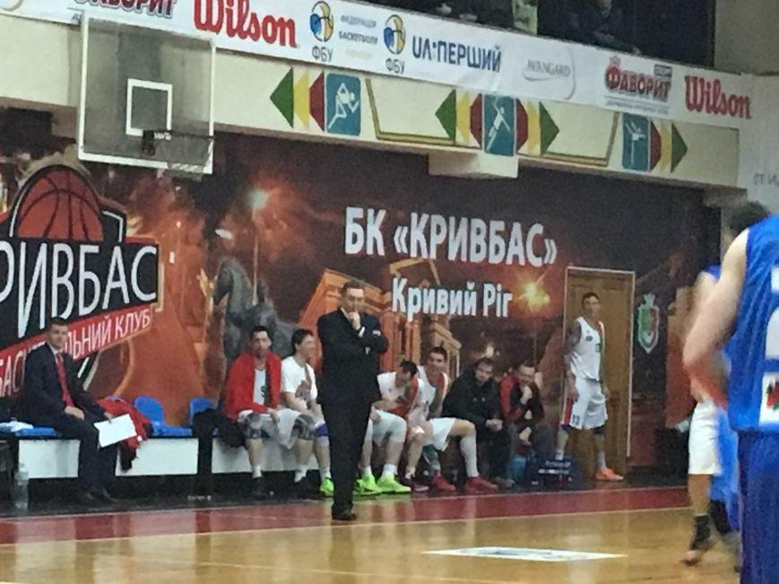 Криворожские баскетболисты не оставили шансов одесским соперникам в стартовом матче серии плей-офф (ФОТО), фото-17