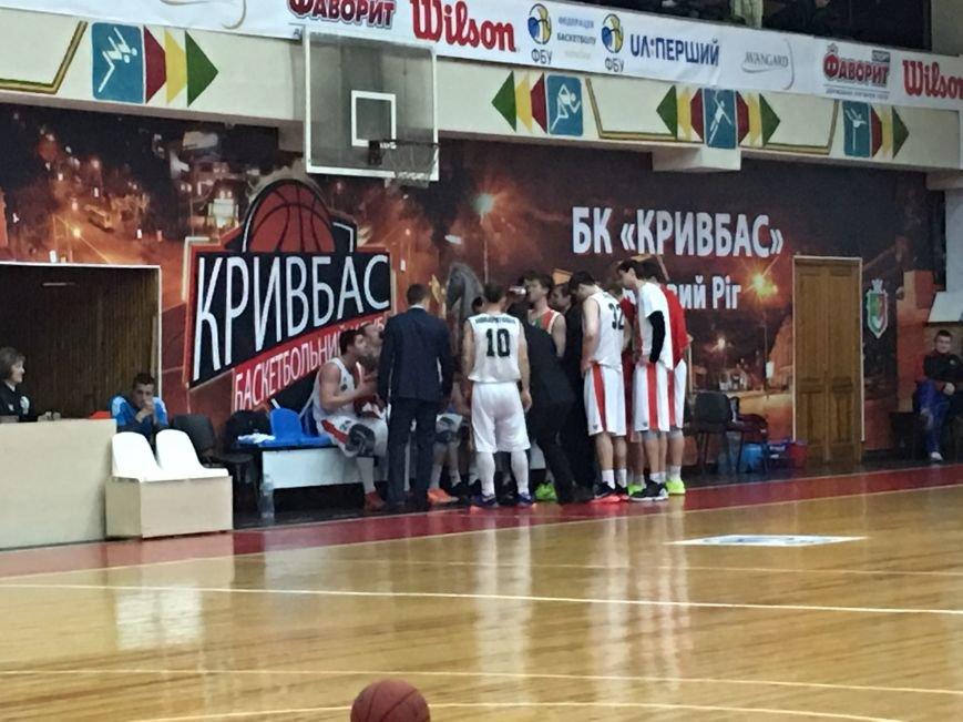 Криворожские баскетболисты не оставили шансов одесским соперникам в стартовом матче серии плей-офф (ФОТО), фото-7
