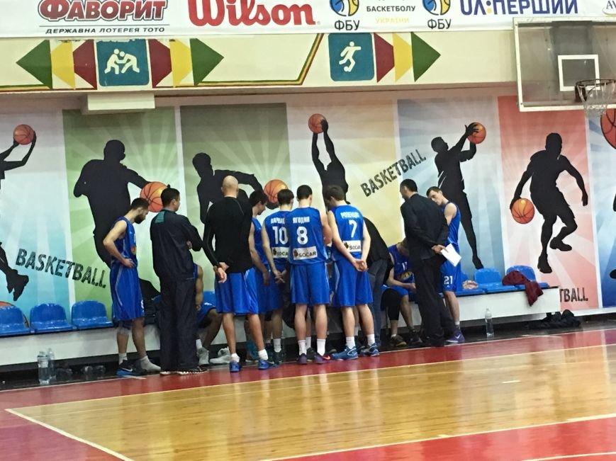 Криворожские баскетболисты не оставили шансов одесским соперникам в стартовом матче серии плей-офф (ФОТО), фото-6
