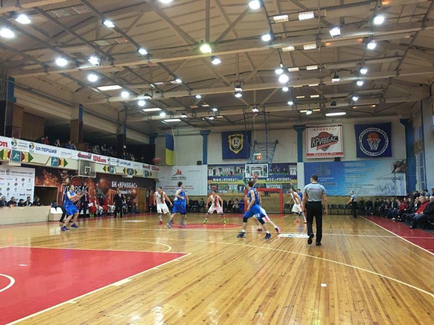 Криворожские баскетболисты не оставили шансов одесским соперникам в стартовом матче серии плей-офф (ФОТО), фото-9