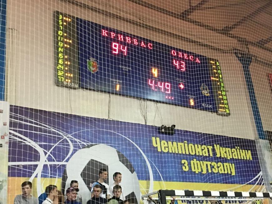 Криворожские баскетболисты не оставили шансов одесским соперникам в стартовом матче серии плей-офф (ФОТО), фото-5