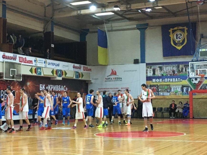 Криворожские баскетболисты не оставили шансов одесским соперникам в стартовом матче серии плей-офф (ФОТО), фото-20