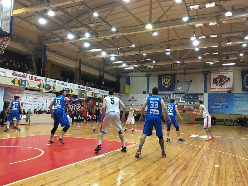 Криворожские баскетболисты не оставили шансов одесским соперникам в стартовом матче серии плей-офф (ФОТО), фото-11