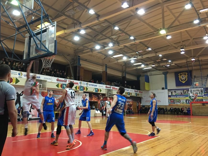 Криворожские баскетболисты не оставили шансов одесским соперникам в стартовом матче серии плей-офф (ФОТО), фото-13