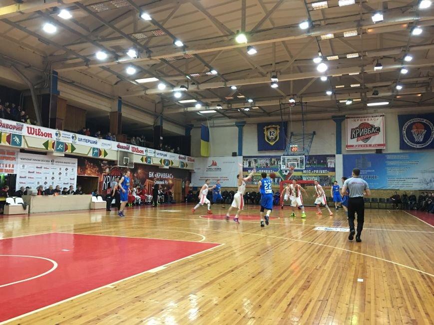 Криворожские баскетболисты не оставили шансов одесским соперникам в стартовом матче серии плей-офф (ФОТО), фото-14