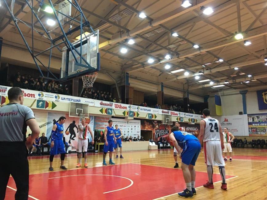 Криворожские баскетболисты не оставили шансов одесским соперникам в стартовом матче серии плей-офф (ФОТО), фото-8