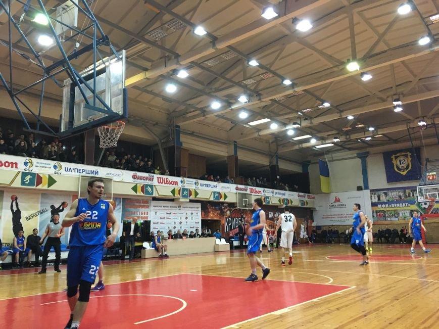 Криворожские баскетболисты не оставили шансов одесским соперникам в стартовом матче серии плей-офф (ФОТО), фото-15