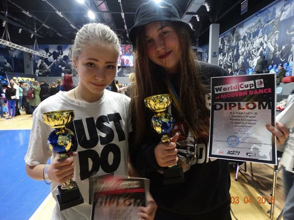 Студия танца «Splash» привезла в Черноморск Кубок Мира(+фото) (фото) - фото 1