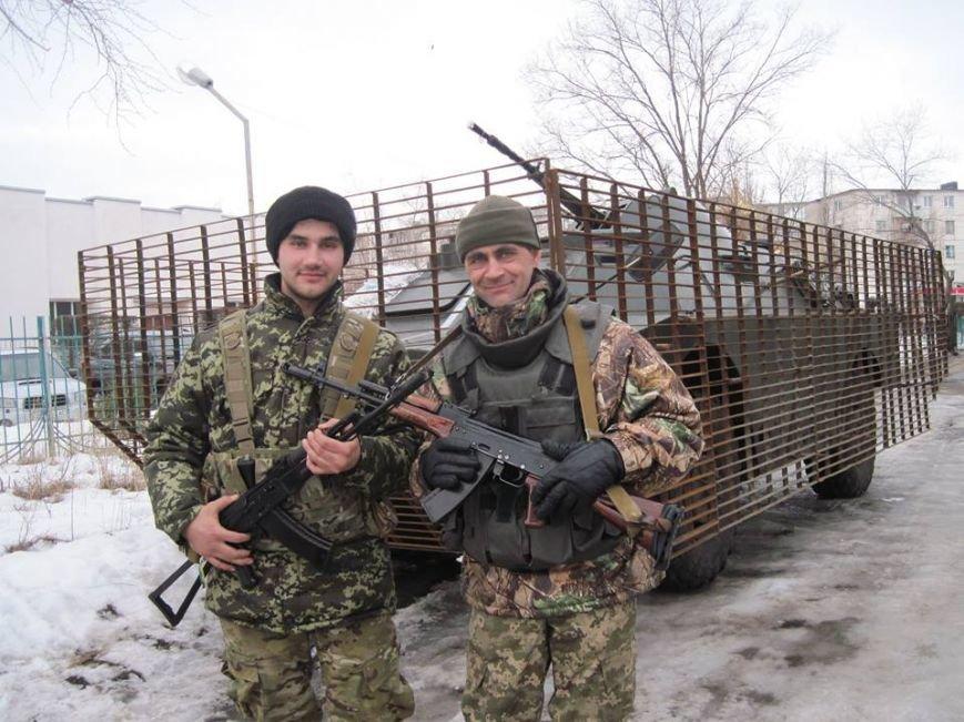 Ужгородський боєць АТО Сергій Братасюк: «Сєпари» нас запитували: «Чому ви ще Луганщину не звільнили – у нас сил там нема!» (фото) - фото 4