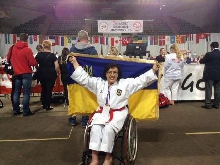 Елена Молоданова из Мариуполя стала чемпионкой мира по карате (ФОТО), фото-3