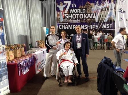 Елена Молоданова из Мариуполя стала чемпионкой мира по карате (ФОТО), фото-4