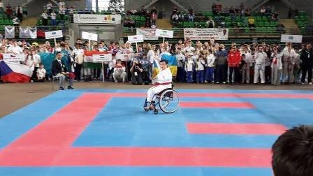 Елена Молоданова из Мариуполя стала чемпионкой мира по карате (ФОТО), фото-5