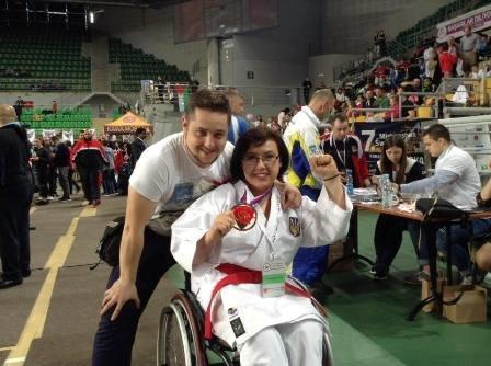 Елена Молоданова из Мариуполя стала чемпионкой мира по карате (ФОТО), фото-2