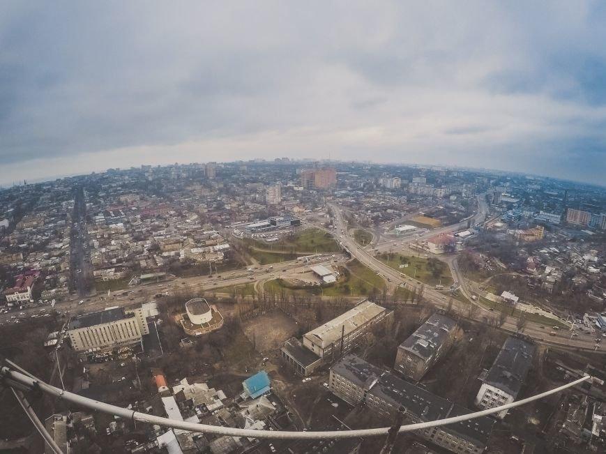 """7add43a019be8e8b959cd3562741c550 Одесский руфер: """"Мы лазаем, что бы вы могли насладиться высотными пейзажами города с дивана"""""""