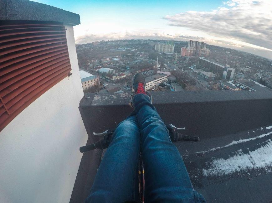 """ace8da33ddafb0fd1a3ed348af26a879 Одесский руфер: """"Мы лазаем, что бы вы могли насладиться высотными пейзажами города с дивана"""""""