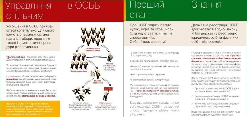 ОСББ у Хмельницькому: як його створити та для чого воно (фото) - фото 1