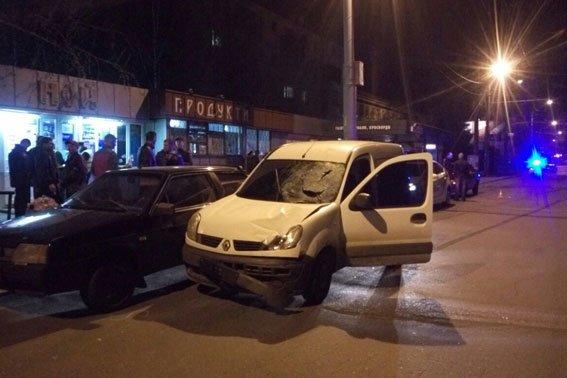 В Полтаве пьяный водитель сбил пешехода (ФОТО) (фото) - фото 1