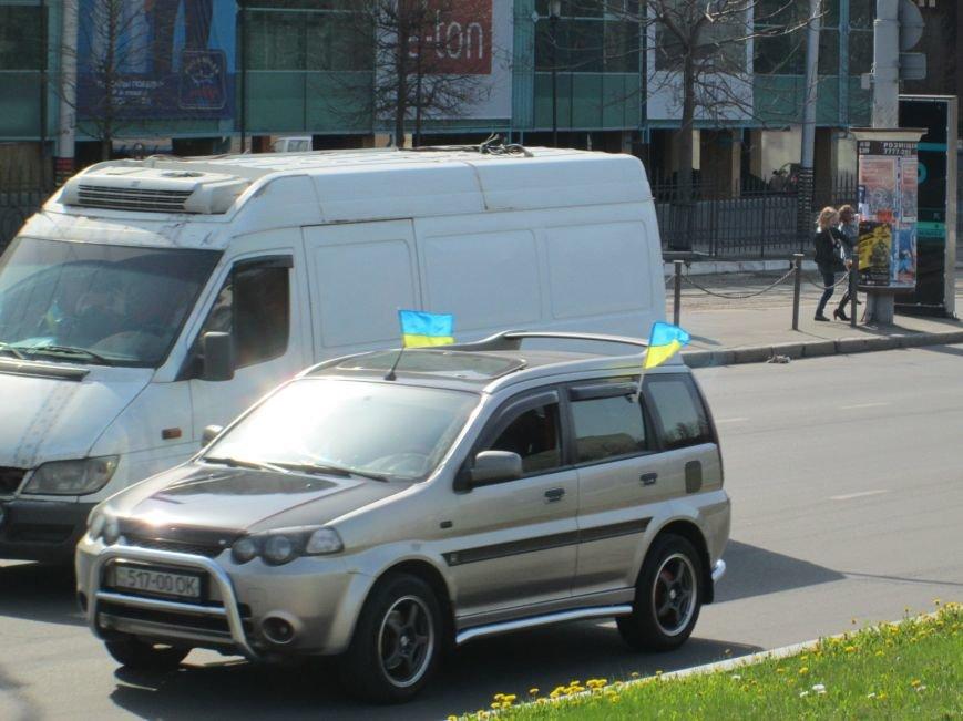 39a75d3427566671aac59896dd74a167 Митинг за рулем: одесситы устроили автопробег против Стоянова