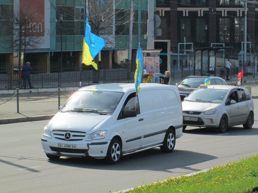b075be4c710d408f6d3fb5d75fbf1095 Митинг за рулем: одесситы устроили автопробег против Стоянова