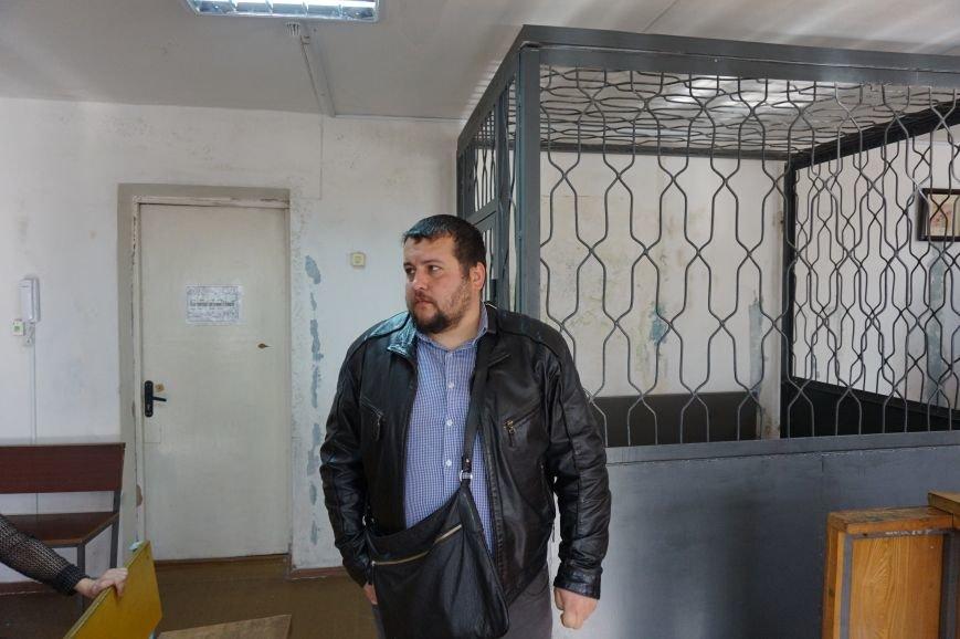 В Кривом Роге перенесли суд над активистами, требовавших от транспортного прокурора  выполнения его прямых обязанностей (ФОТО) (фото) - фото 1