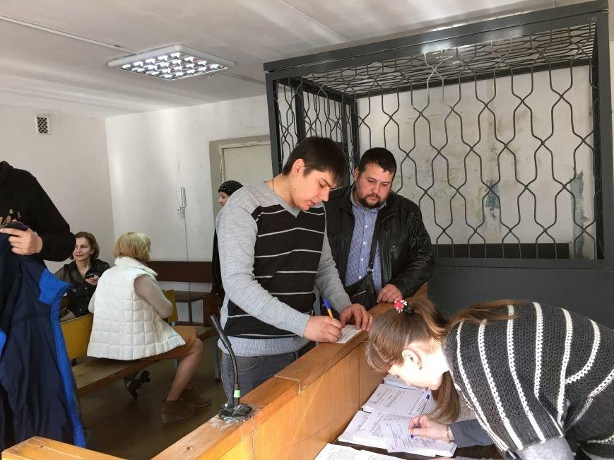 В Кривом Роге перенесли суд над активистами, требовавшими от транспортного прокурора  выполнения его прямых обязанностей (ФОТО), фото-16