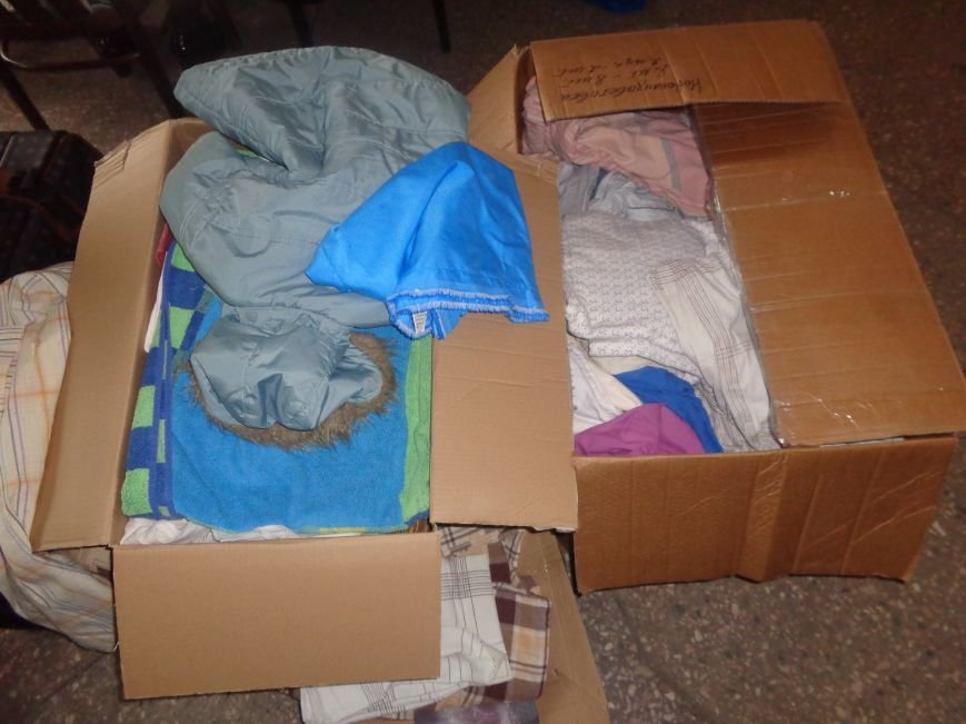 В Красноармейске начата выдача гуманитарной помощи в виде одежды и обуви из Германии (фото) - фото 10