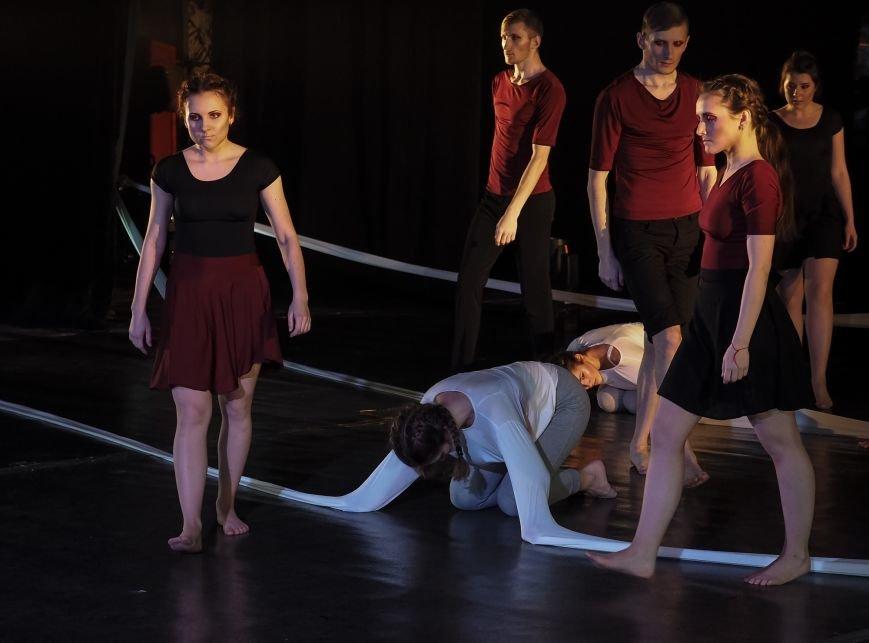 В Витебске проходит VI Международный фестиваль современного танца «Сделай шаг вперед!» (фото) - фото 4