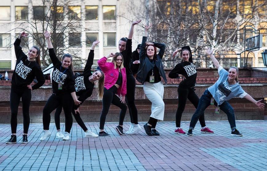В Витебске проходит VI Международный фестиваль современного танца «Сделай шаг вперед!» (фото) - фото 8