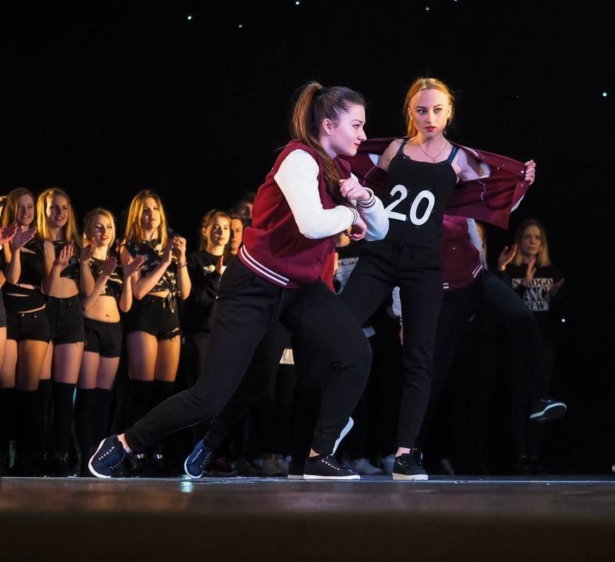 В Витебске проходит VI Международный фестиваль современного танца «Сделай шаг вперед!» (фото) - фото 1