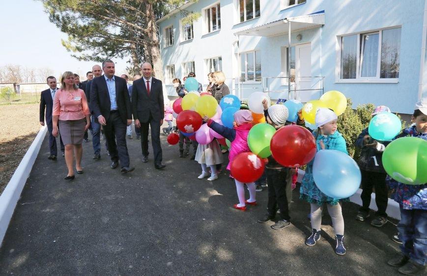 В Крыму в этом году планируется создать 7 тыс. новых мест в детских садах, – Аксёнов (ФОТО) (фото) - фото 1