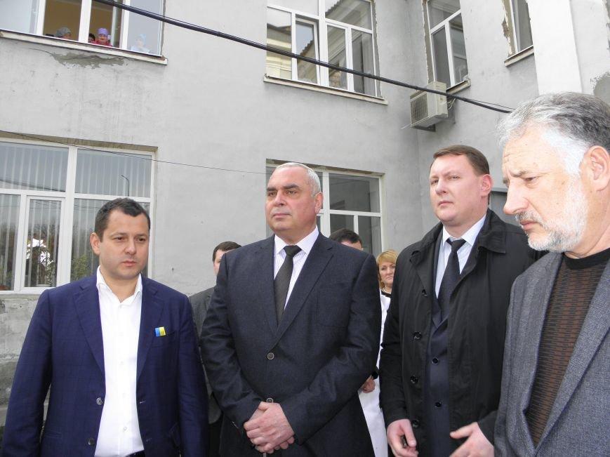 В Краматорске открылась детская хирургия (фото) - фото 10