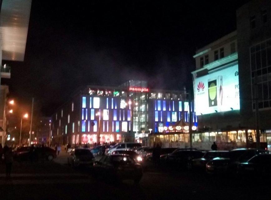 """Пожар в """"Пассаже"""": эвакуировали людей (ФОТО), фото-7"""