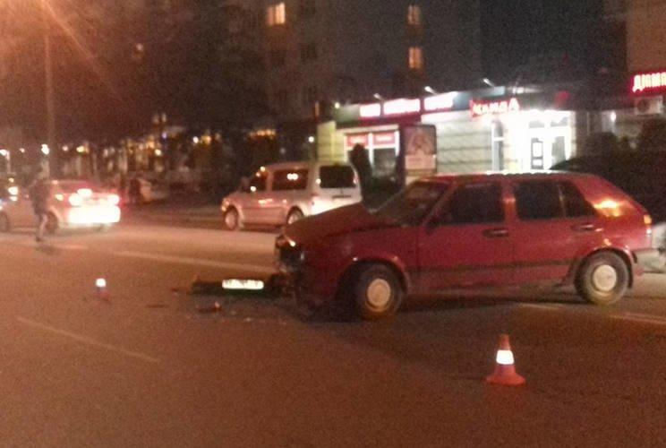 В Кременчуге в районе Халаменюка случилось жесткое ДТП (ФОТО), фото-1