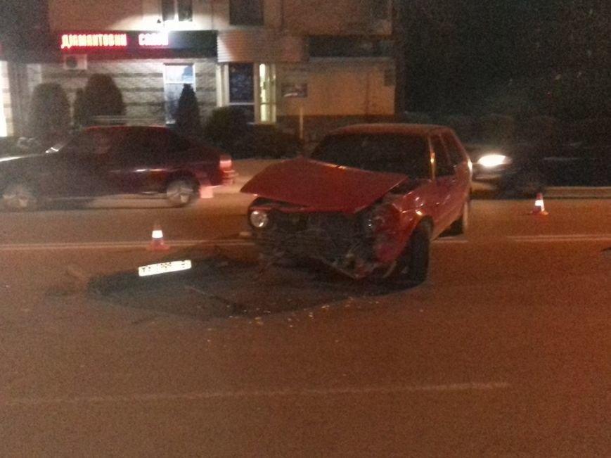 В Кременчуге в районе Халаменюка случилось жесткое ДТП (ФОТО) (фото) - фото 4