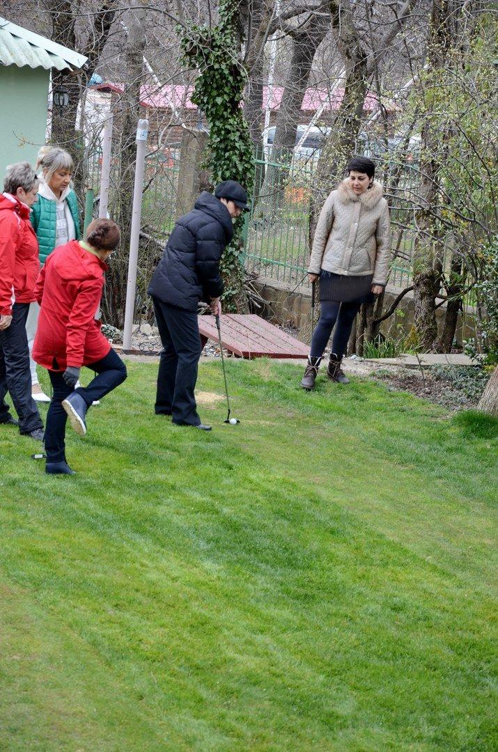 В Ялте открылся сезон гольфа (фото) - фото 1