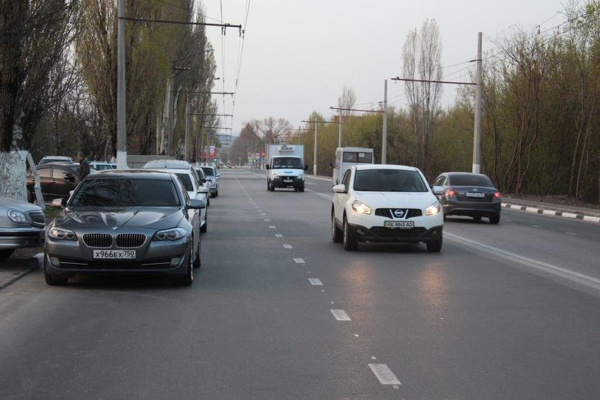 В Симферополе после проведения ремонта открыли участок Евпаторийского шоссе (ФОТО) (фото) - фото 4