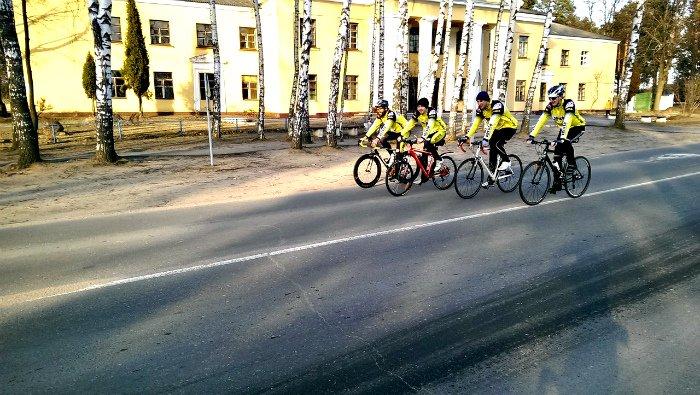 «Нарисована криво, местами «экстремально»: мнение велоактивиста из Новополоцка о велодорожке (фото) - фото 5