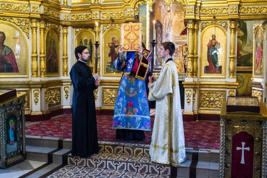 Православный Днепродзержинск отмечает Благовещение (фото) - фото 4