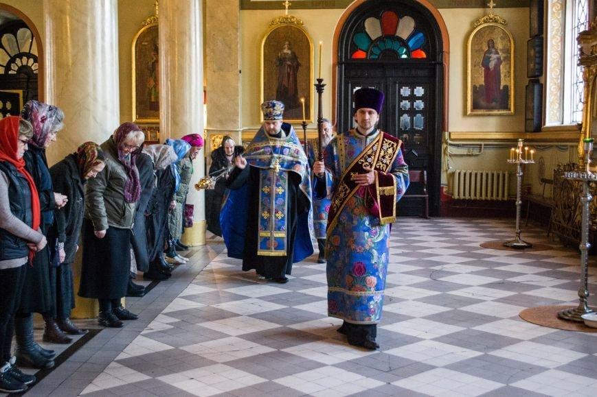 Православный Днепродзержинск отмечает Благовещение (фото) - фото 2
