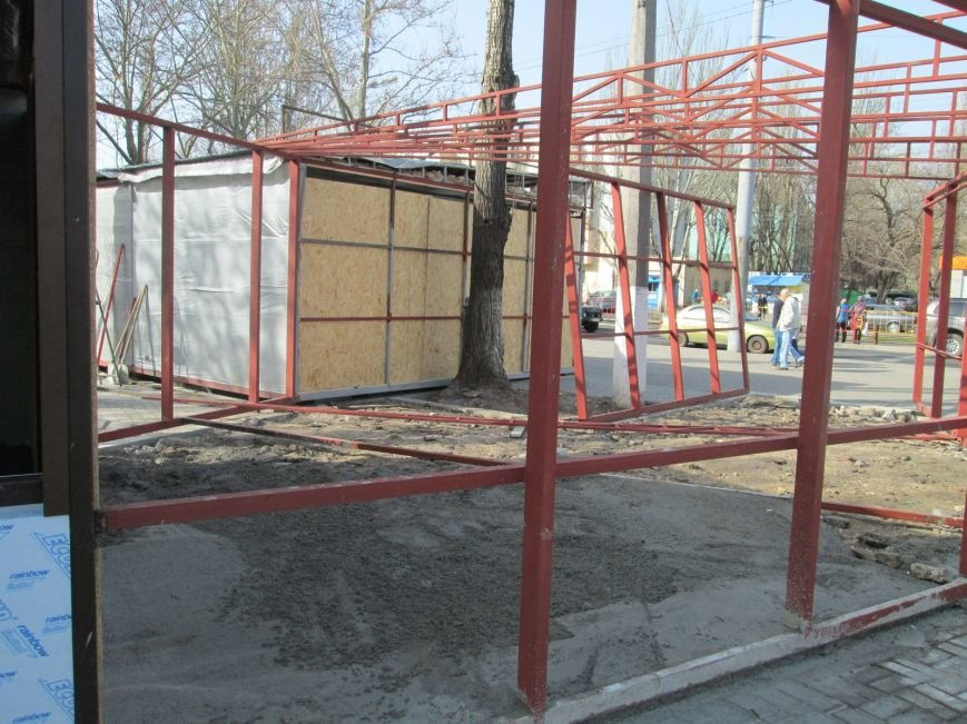 1098c192146dfd5b6d64391ef2f52f17 На одесских «Черемушках» строят новый рынок