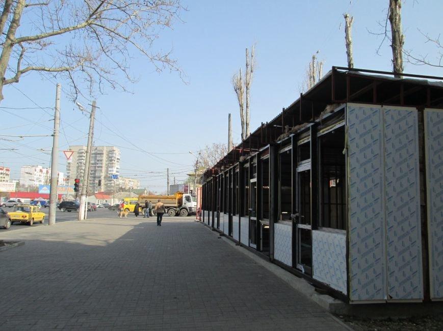f5e01a0225d1e968a8a7ec3099af1038 На одесских «Черемушках» строят новый рынок