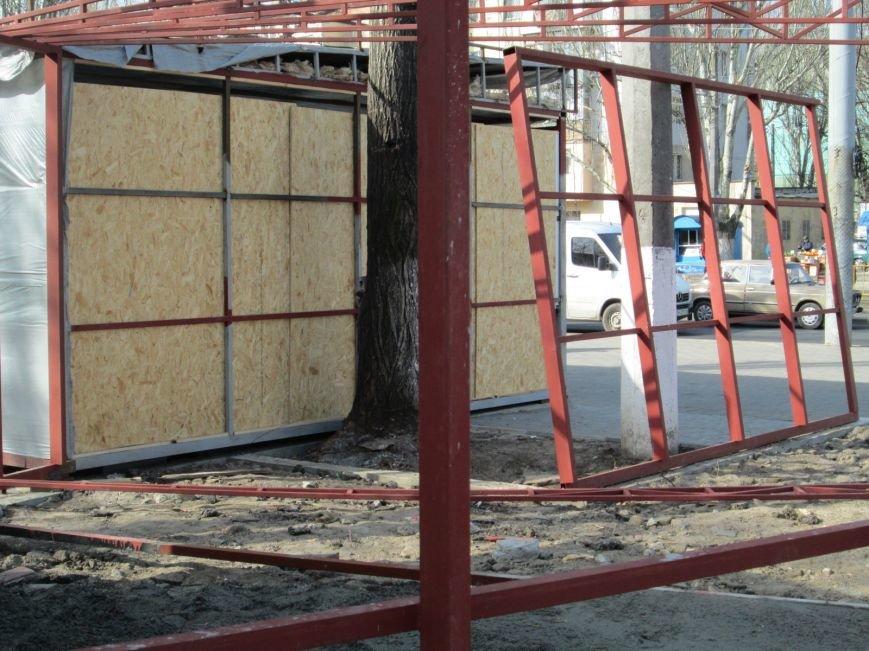 fed08c06f965f87d1d1cc650be84e169 На одесских «Черемушках» строят новый рынок