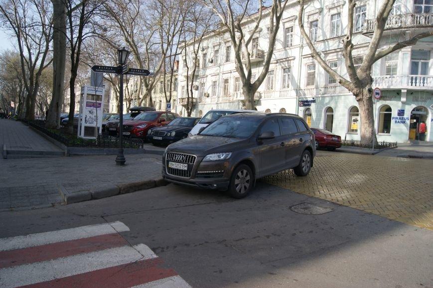 Одесские автохамы работают в мэрии и прокуратуре (ФОТО) (фото) - фото 2
