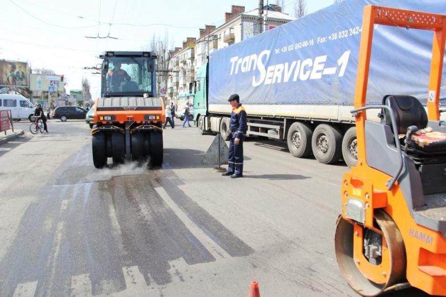 Если вы попали в пробку - радуйтесь! В Кременчуге ремонтируют дороги! (ФОТО), фото-3